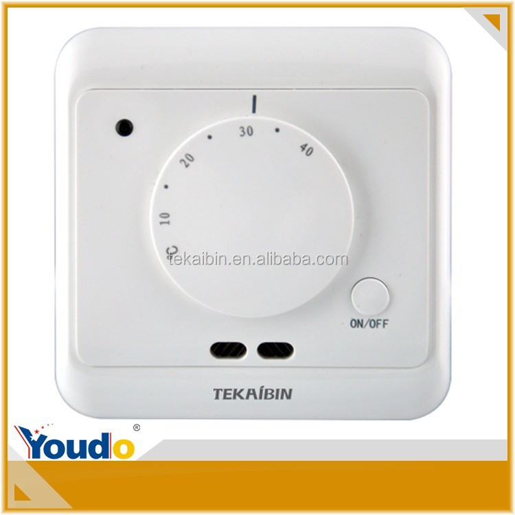 electrical room heating thermostat with sensor with CE certificated