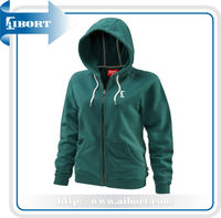 JHDM-629-2 womens breathable cute zipper hoodie