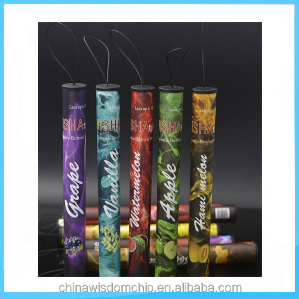 Disposable e-shisha pen wholesale made in China friut flavors disposable shisha pen