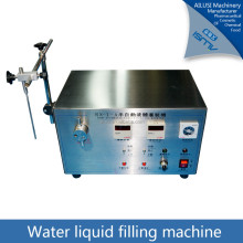 Semi automatic high precision filling machine, magnetic pump filling machine, 10ml bottle filling machine