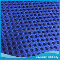 100%polyester 3d sports mash fabric tecido air mesh fabric for casual shoes