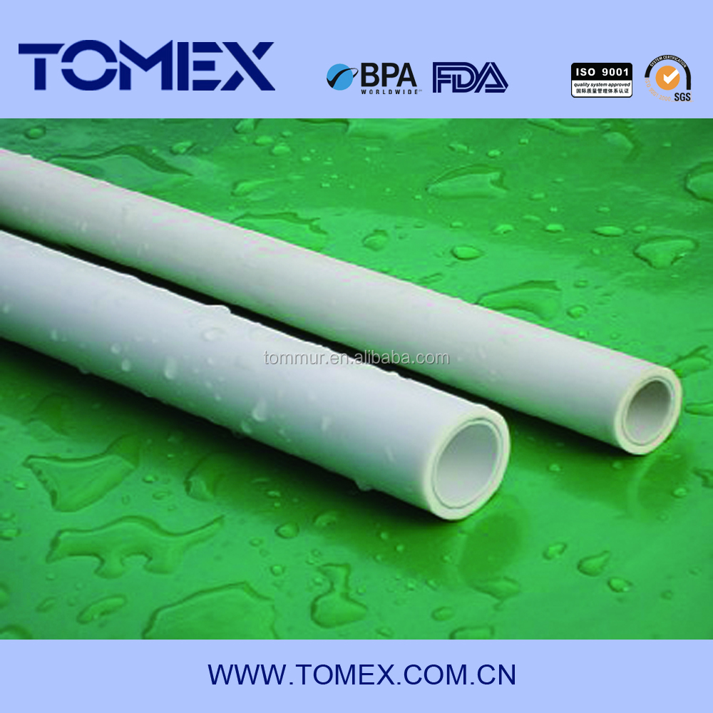 TOMEX ppr pipe specification