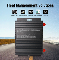 Vehicle Motorcycle GPS Tracking System Water proof Mini GPS Tracker With Speed Governor