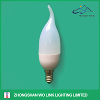 Factory price wide voltage driver led light bulbs dimmable