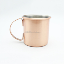 Best Price Copper Moscow Mule Mug Drinkware Copper Mug, Solid Stainless Mug For Moscow Mule