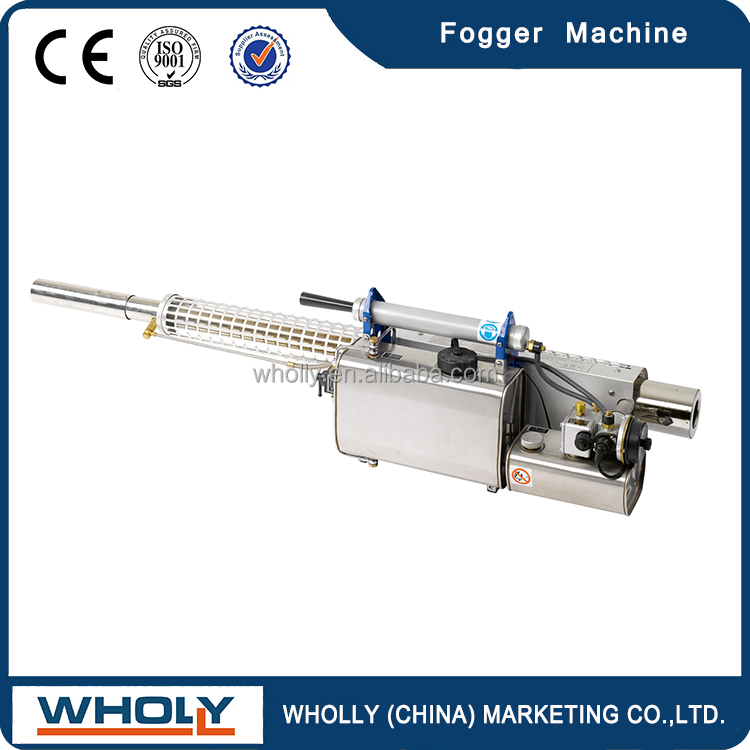 Agriculture chemical mosquito killer thermal fogger fogging machine for pest control
