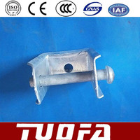 D Iron Shackle Fitting Accessories TUOFA