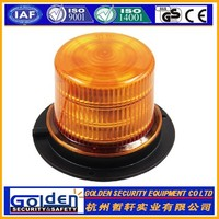 Led Warning Light Flashing Beacon Light Amber and Yellow order number STBL003