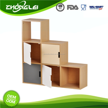 Quality Assured FSC Certificated Factory Direct Price Stackable Cube