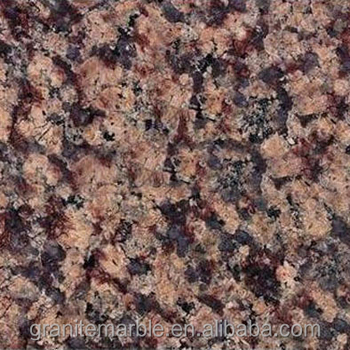 Red granite tile for granite skirting and floor with low price