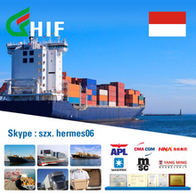 Logistics Service Sea Freight From Xiamen To Jakarta Indonesia