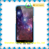 Transparent clear hard PC+TPU crystal case for samsung s8 bumper case