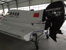 OEM 4 strock F4 racing motorboat Only supplier in China with MERCURY 60EFI Four Stroke motor similar with Molgaard