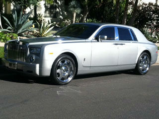 2006 Rolls-Royce Phantom Import/Export