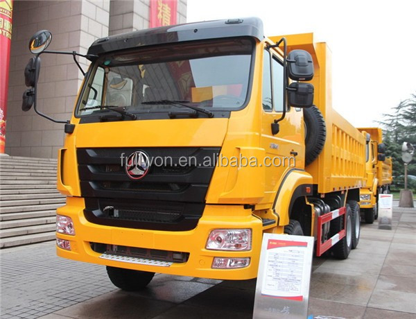 Sinotruk J7B 6x4 15-20m3 used dump truck sale in uae