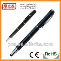 3 in 1 laser stylus touch pen for capacitive touch screen from China factory