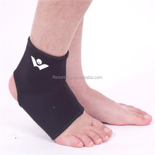 neoprene ankle support black