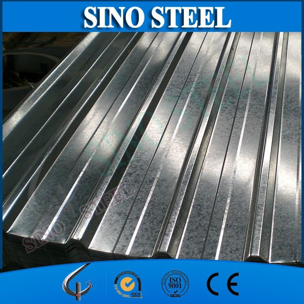 Hdgi Long Span Metal Gi Galvanized Corrugated Roofing Sheet