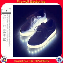 Dance Shoes Skate Factory led luminous shoes for dancer
