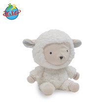 Animation cute sheep cartoon plush design lamb sheep dolls