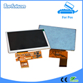 Factory selling 5.0'' TFT LCD touch 480*800 lcd touch screen for medical device