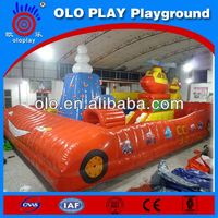 factory price HOT Sale Jumping Castles Inflatable water slide