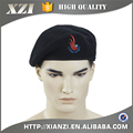 Wool beret hat for special forces