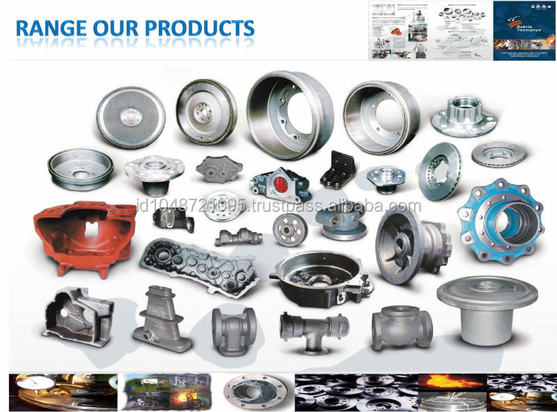 Range of our product for Truck and General Casting