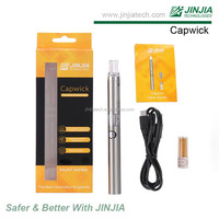Bulk order Capwick e cigarette china wholesale price 2.0ml clearomizer Capwick Pen vaporizer eCig