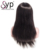 Straight Lace Front Wig, Professional Glueless Human Hair  Swiss Lace Wig Maker with Comb Elastic Net and Adjustable Strap