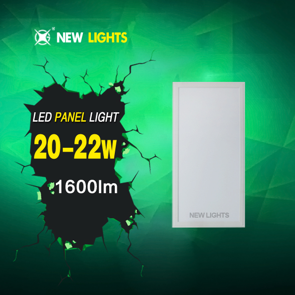 Wholesale high quality products 300*600 LED Panel Light 85-265V led ceiling lamp 20w 22w 24w
