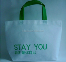 Oem factory made non woven shopping bag foldable bag
