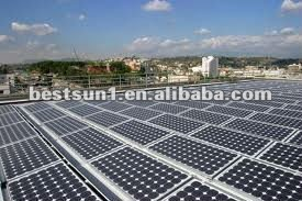 solar energy project 10kw