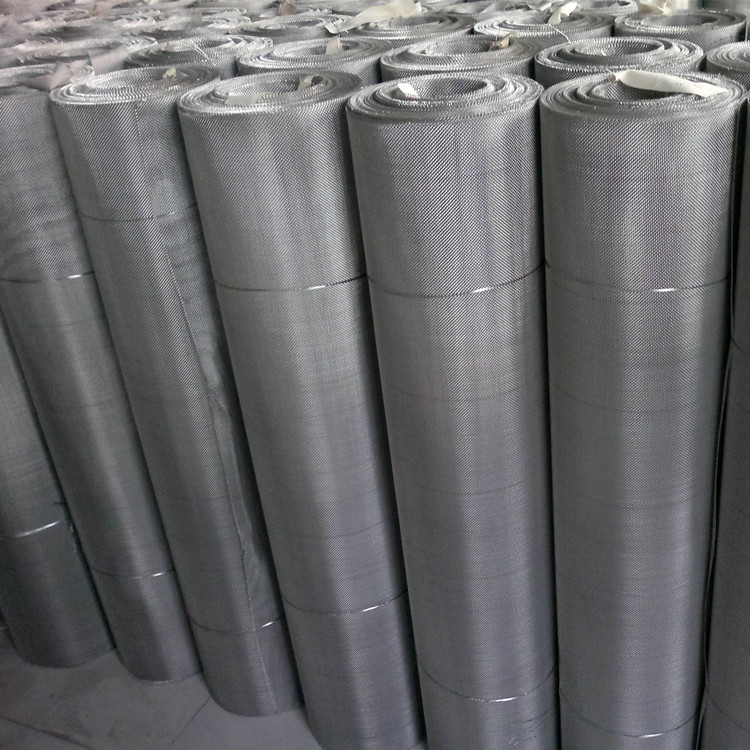 Inconel 625 Alloy Woven Wire Mesh For Air Compressor Filter