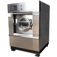 High quality 20kg 30kg washer laundry automatic double-deck washing machine