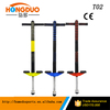high tensile spring pogo/jumping pogo stick with CE approved/rubber pogo jump stick