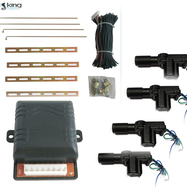 DC 12V Auto Remote Control Central Door Lock System