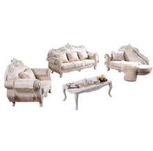 Antique Royal Sofa Italian Reproduction Sofa Chair Classic Living Room Furniture