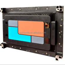 LED videos pictures and words colorful display for hire stage can change angle P1.92