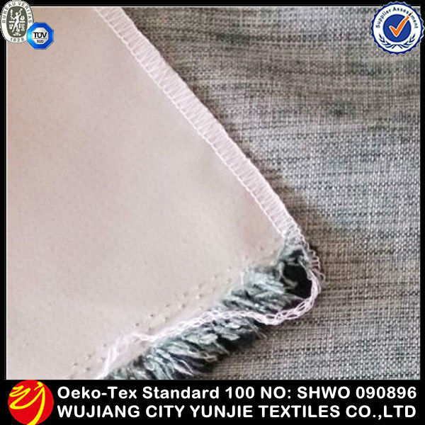 100% polyester cationic jacquard blackout fabric wholesale