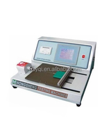 Plastic Sheet Static Coefficient Of Friction Tester