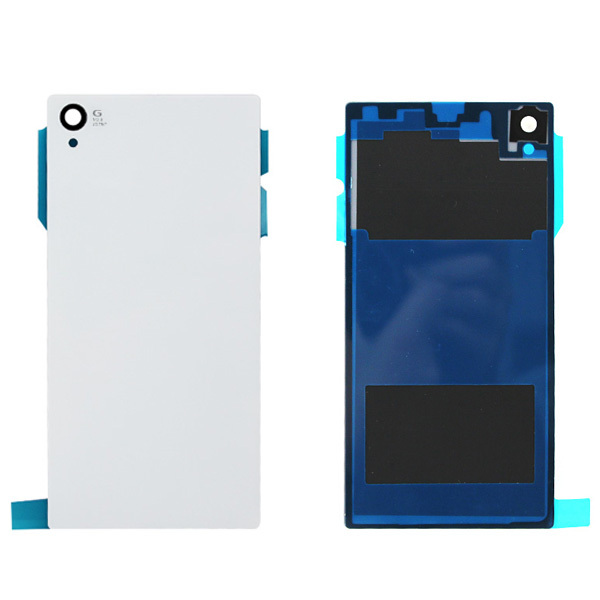 White For Sony Xperia Z1 L39H LT39 C6902 C6903 C6906 Battery Back rear Cover Housing Replacement Parts , Free shipping !!!