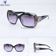 Cheap High Quality and Beautiful Design PC Gradient Color Fashionable Sunglasses 2015 China Factory Wholesaler