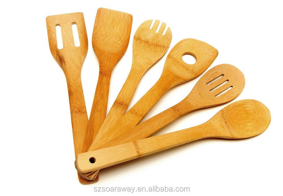 100% bamboo cutlery/ spoon/ kitchen knife/ fork