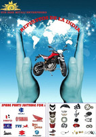 Motorcycles spare parts