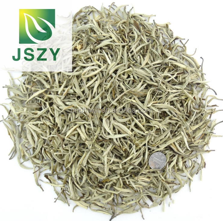 Premium Baihao yinzhen White Tea,Fu ding silver needle white tea