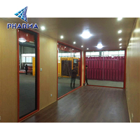 Hotel Use and Sandwich Panel Material luxury prefab house dormitory