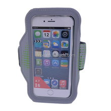 Best selling Lycra Fabric running armband belt cover for cell phone