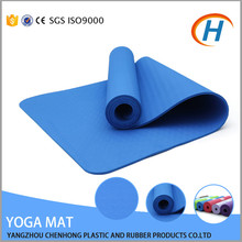 TPE/PVC/NBR high quality density yoga mats