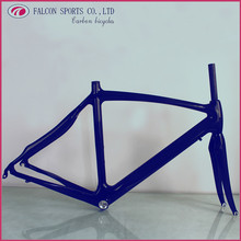 carbon road bike frame with aero racing frame FM069